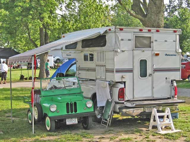 Rv Net Open Roads Forum Truck Campers Bag Awnings